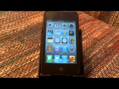 How to delete music off an iPod touch