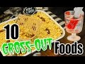10 DIY Halloween Gross-Out Food Ideas with Kalium | Kamri Noel