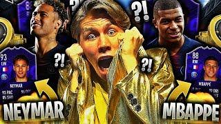 DETTE er DE BESTE KANTENE på FIFA 19 ULTIMATE TEAM 🌪️🔥 **MBAPPE & NEYMAR**