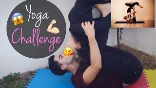 YOGA CHALLENGE / Kimberly Loaiza Ft. Juan de dios Pantoja