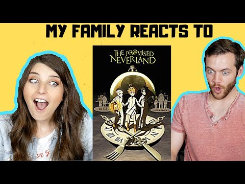 MY FAMILY REACTS TO ANIME (The Promised Neverland Ep. 2) Feat. Dennis