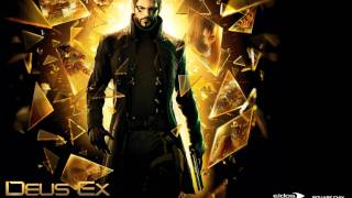 Deus Ex: Human Revolution Soundtrack - Tai Yong Medical Post Data Code Stress