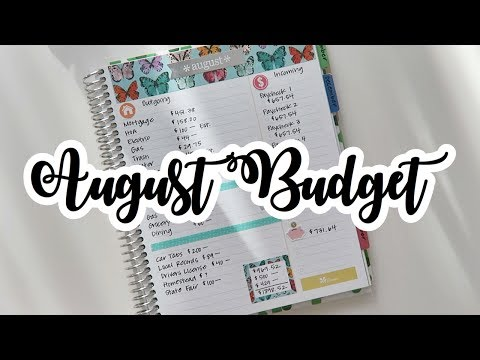 Budget | August 2017
