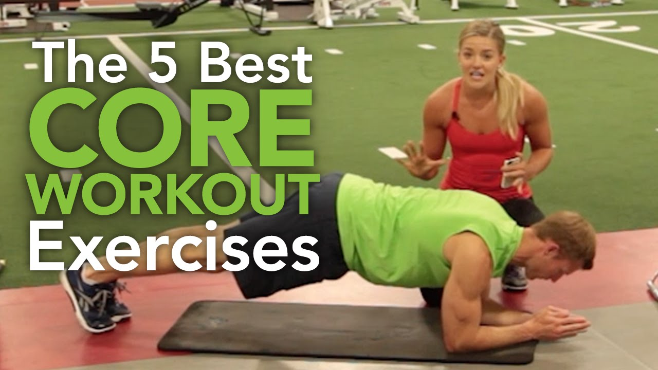 How to Strengthen Your Core: The 5 Best Core Workout ...