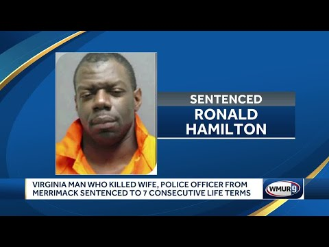 Man Who Killed Wife, Officer From NH Receives Sentence
