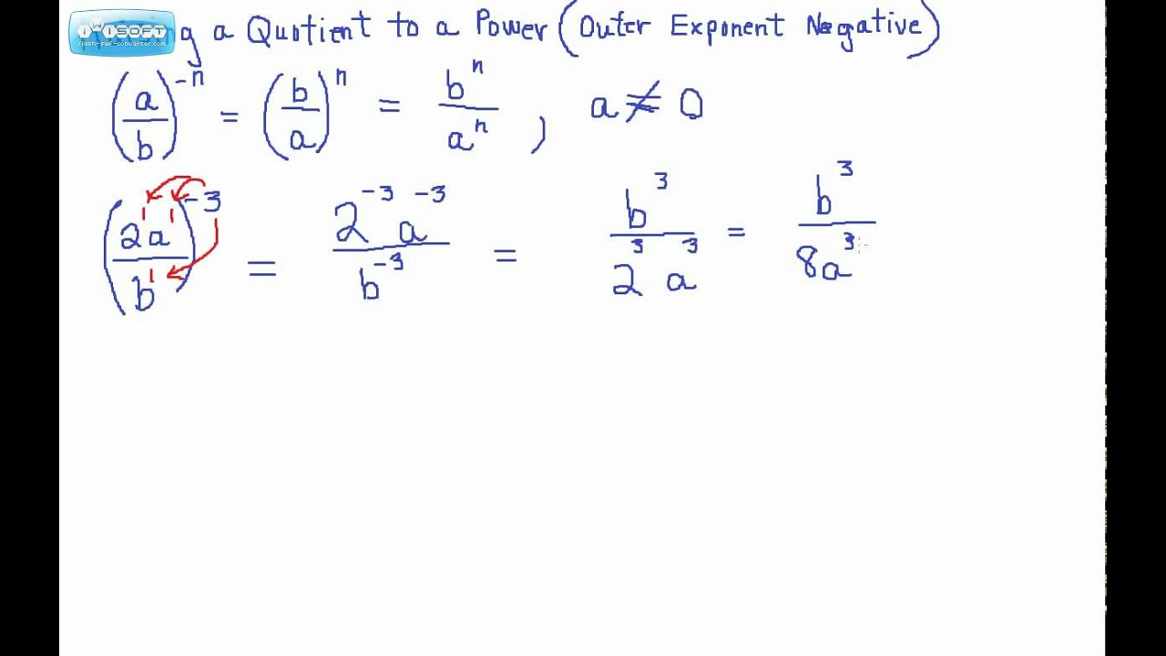 how to add exponent powers