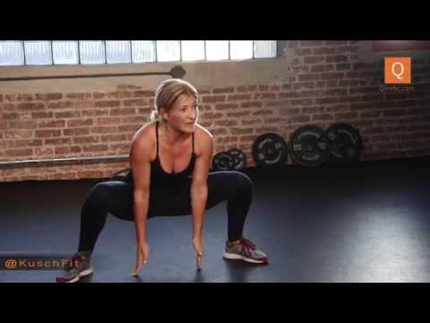 A 20 Minute Power + Endurance Class With Sarah Kusch