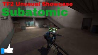 TF2: Unusual Showcase Subatomic Head Full Of Hot Air!