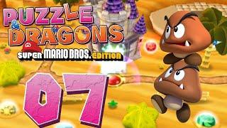 PUZZLE & DRAGONS: MARIO BROS. #07 - Neue Verwandlungen - Let