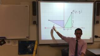 Perpendicular Lines (1 of 2: Using congruent triangles)