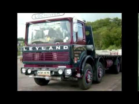 Vieux camions anglais / Old english trucks