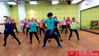 Yo Que Tu - ZIN Volume 57 | Zumba Fitness choreography by Moez Saidi