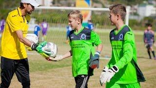 Детский футбол: как стать вратарем? Школа Руслана Нигматуллина
