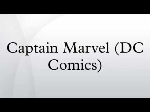 Captain Marvel (DC Comics)