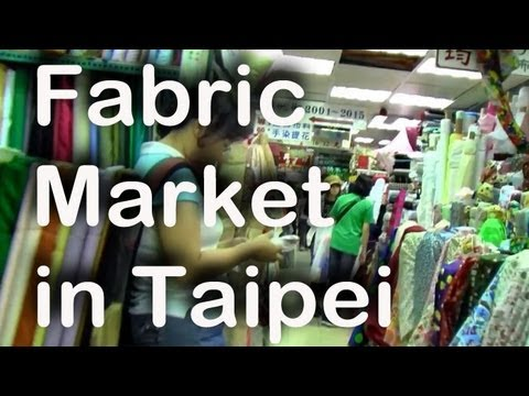 Yong Lese Fabric Market