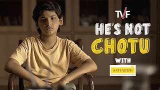 TVF's He's Not Chotu | Children's Day Special