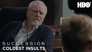 Succession's Coldest Insults | Hbo