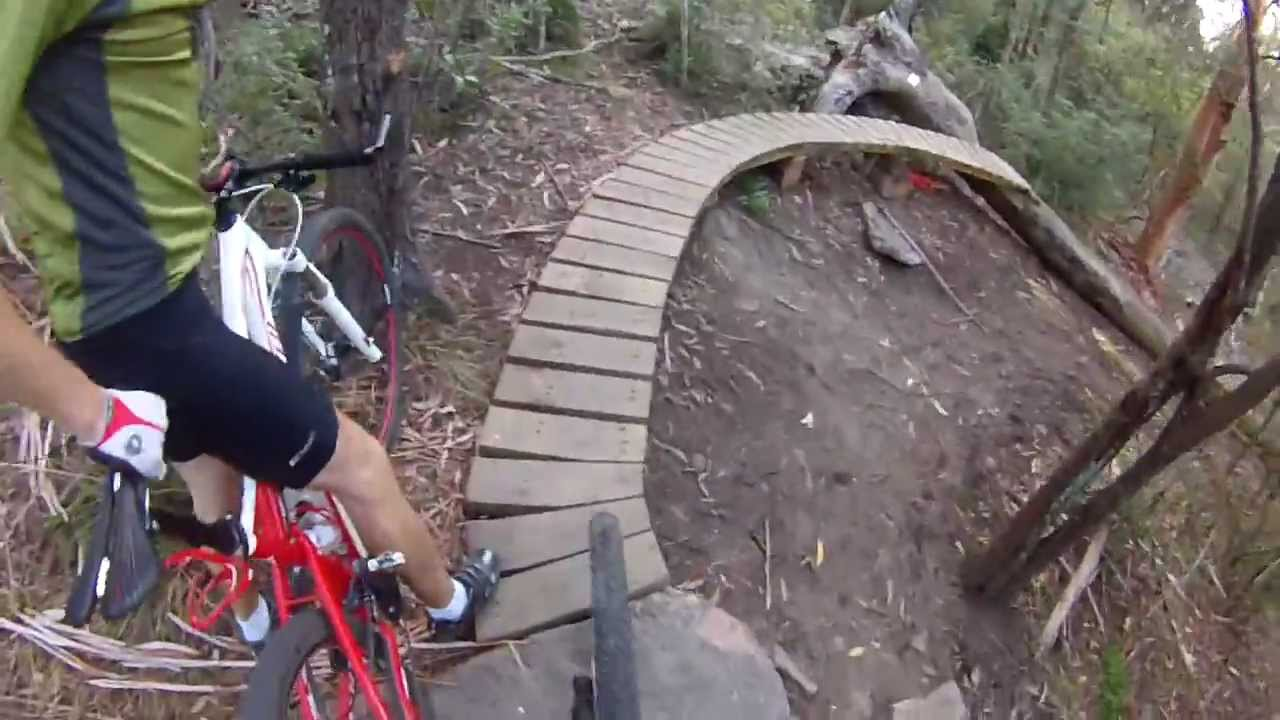Hornsby Mtb Track Youtube