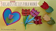 Como hacer regalos originales para el dia de la madre