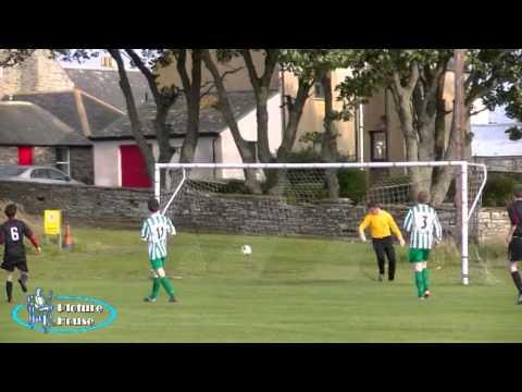 Steven Cup Final - Halkirk v High Ormlie Hotspur 16th August 2014
