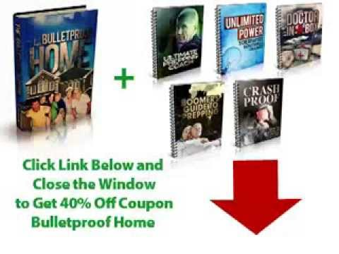Bulletproof home defense by steve walker 40 off coupon review bulletproof home defense by steve walker 40 off coupon review fandeluxe Choice Image