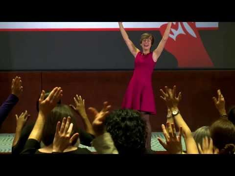 Liberating Your Laughter: Laughter Yoga Atlanta at TEDxCPW