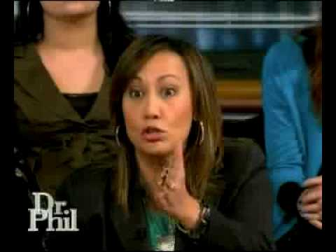 Kate Rigg - Racial Bias and Asian America on  Dr Phil