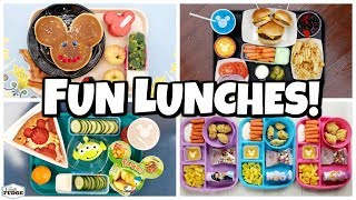 Spring Break Traveling Lunches 🍎 Bunches Of Lunches