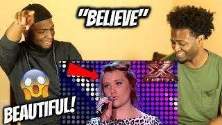 Ella Henderson Sings Cher's Believe - The X Factor (JUDGE DISSES CHER?!) REACTION