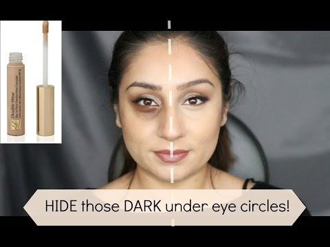 Best Way to Correct Conceal Dark Under Eye Circles