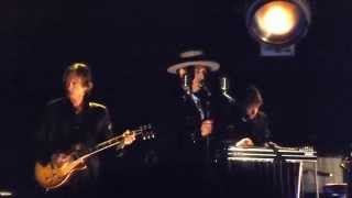 Bob Dylan - Workingman's Blues #2 - live Tollwood Munich 2014-07-01