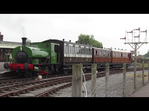 Buckinghamshire Railway Centre Steam Day - July 2017