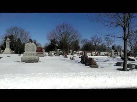 Cemetery in sycamore illinois