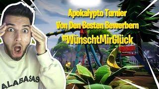 Turnier Geht Weiter | Momentan erster im #Apokalypto Turnier 🏅 Auf PC | Fortnite Live Deutsch