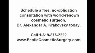 Penile Lengthening Surgery (Part 1 of 4) Thumbnail
