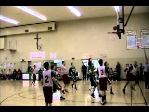 Milwaukee Montessori School Basketball Highlights
