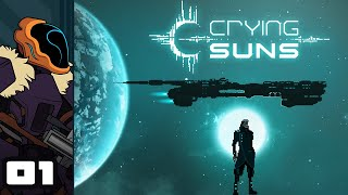 Let's Play Crying Suns - PC Gameplay Part 1 - The Long Road Home... screenshot 2