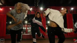 Lurkin By Chris Brown Ft Tory Lanez   Choreography By Michel...
