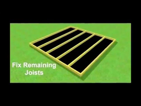 RORO Timber How To Lay Decking