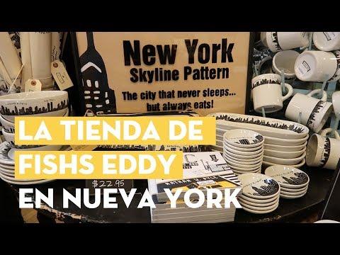 COMPRAS EN NUEVA YORK - La Tienda De Fishs Eddy