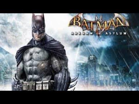 BATMAN ARKHAM ASYLUM Full Game Walkthrough  – No Commentary