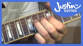 Lick #21: Angus's Repeater - Blues Rock (Guitar Lesson LK-021) How to play