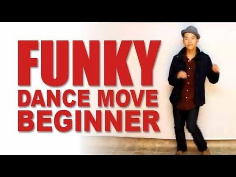 How To Dance In a Club - For Guys | Funky move (beginner)