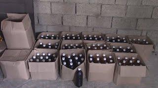 В Анапе ликвидирован крупный подпольный цех по нелегальному производству алкогольной продукции