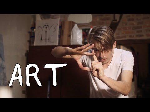 Art | A short Film | Nominiert für den Blaue Blume Award 2019
