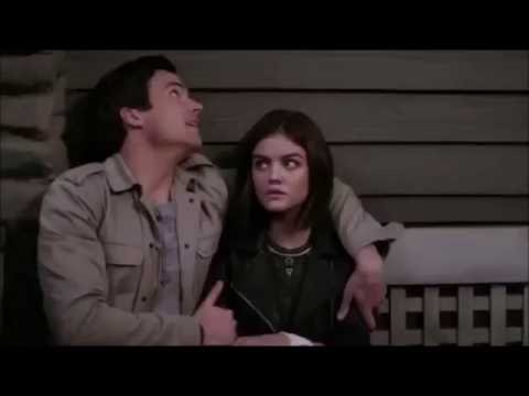Ezria - B-26 (Happiness - The Fray) 1x01 - 7x05