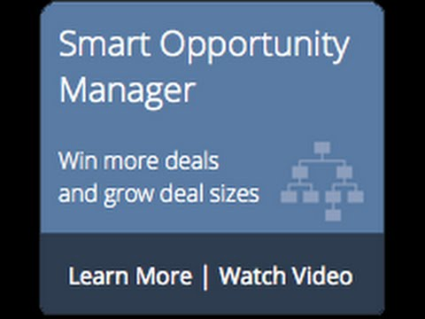 Up Dealmaker Smart Opportunity Manager