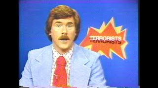 San Diego KGTV TV Channel 10 Newscast - 4 24 1975 (Ron Burgundy)