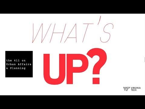 UAP: Urban Affairs & Planning – SPIA