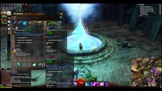 Guild Wars 2 Eternity Crafting.